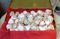 mantecados blancos