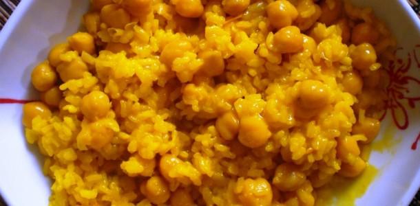 arroz con pata