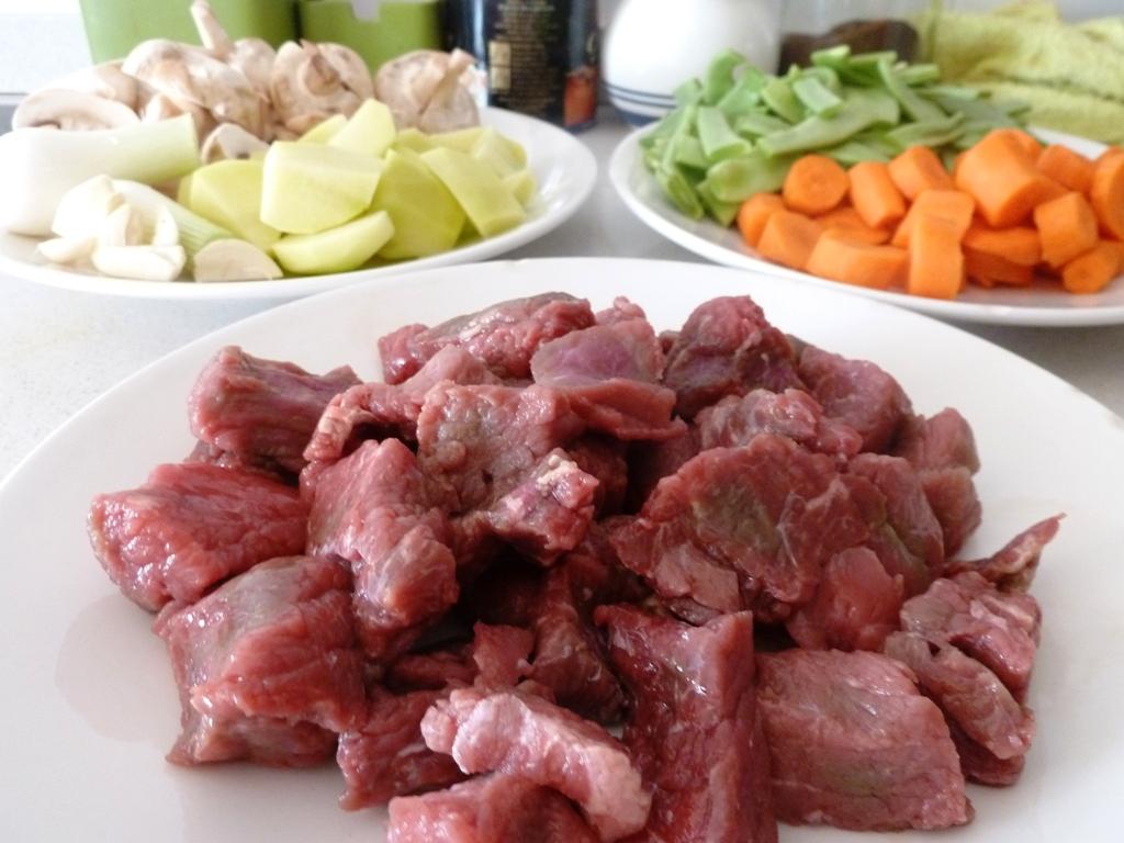 Pericaentrefogones receta de menestra de verduras - Como preparar menestra de verduras ...