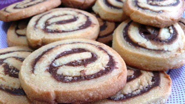 espirales nutella